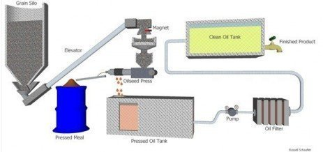Overview of Small-scale Oilseed Processing