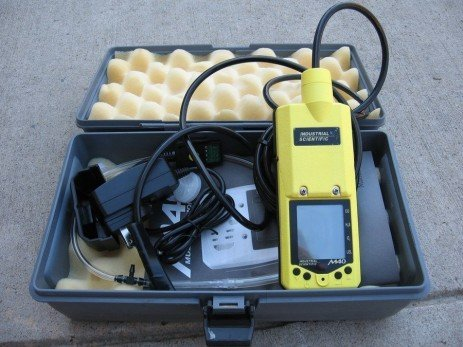 Confined Space Manure Gas Monitoring