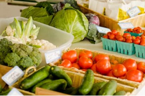 Suggestions for Shopping at a Farmers' Market