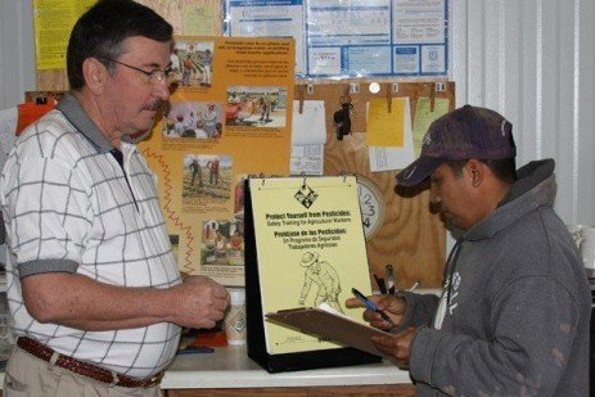 Worker Protection Standard (WPS) Information