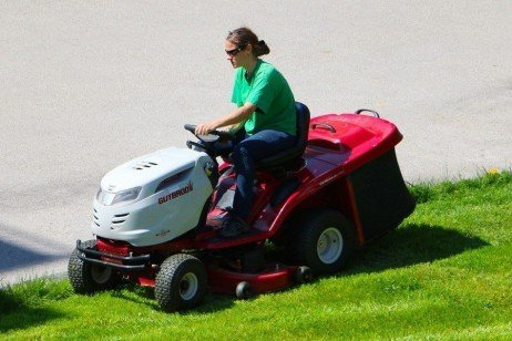 Suggestions For Lawnmower Safety