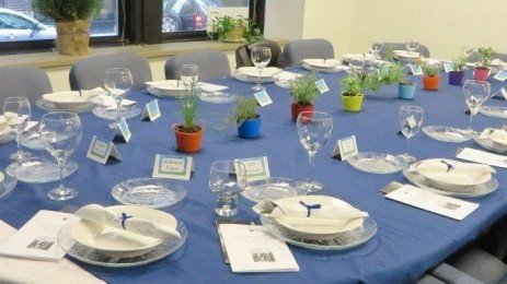 Healthy Food Options for Group Meetings
