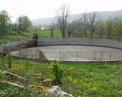 Open Air Manure Storage Safety Tips