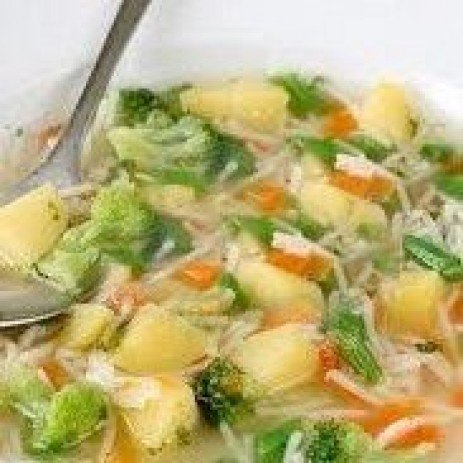 Quick and Tasty Vegetable Soup