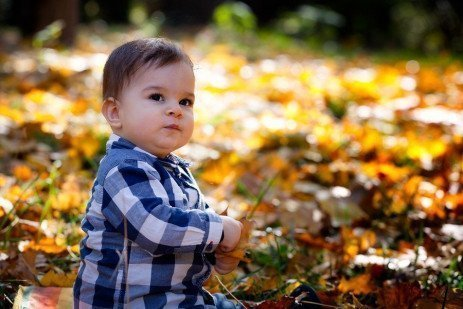 ABCs of Growing Healthy Kids: Eight-Month-Old