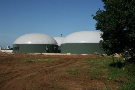 Biogas from Manure