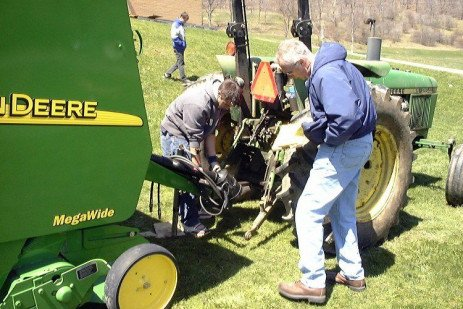 Ag Safety and Health, Springtime Preparations