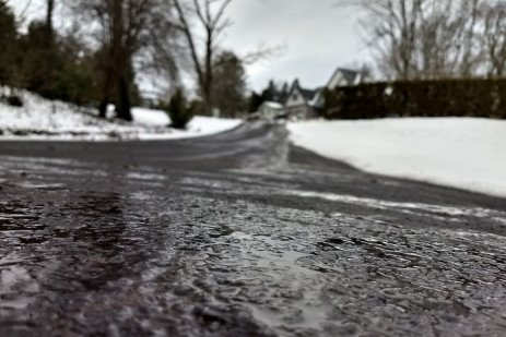 Melting Snow: It's Stormwater Too!