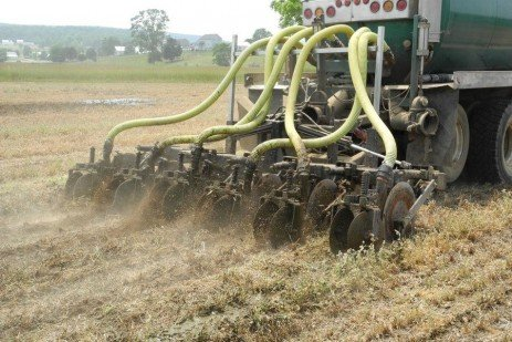 Threat of 'Incidental Transfer' of Manure to Streams