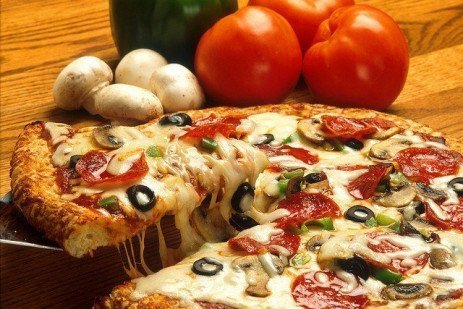 Make-it-Yourself Pizza