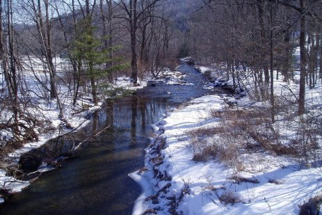 The Importance of Snow and Forests to Pennsylvania Streams and Groundwater