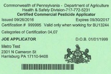 Which Pesticide License Does Your Business Need?
