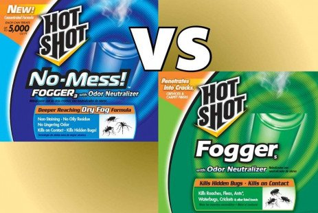 Demonstration: Comparing Two Hot Shot Products