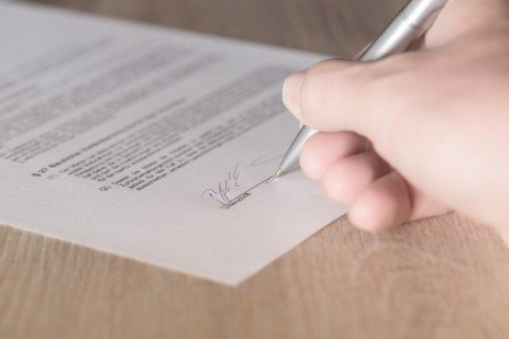 A Disciplined Contract Process