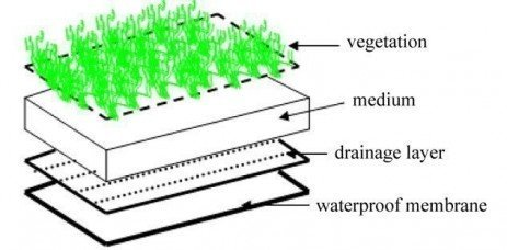 Green Roofs for Stormwater