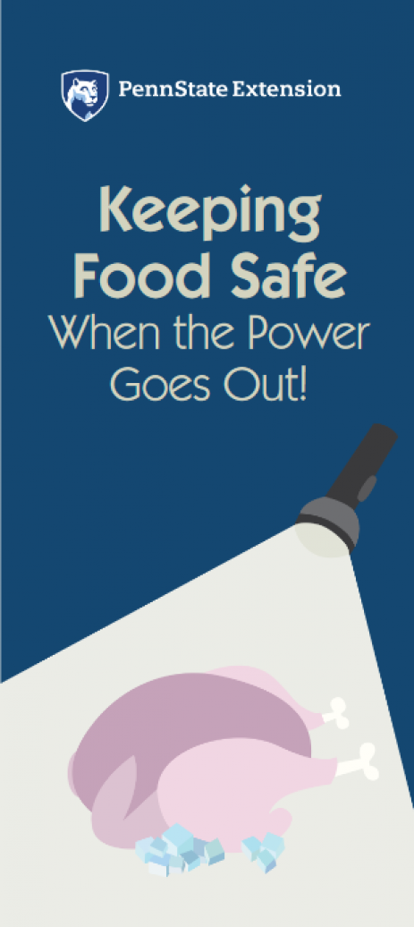 Keeping Food Safe When the Power Goes Out!