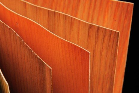 From the Woods: Hardwood Veneer