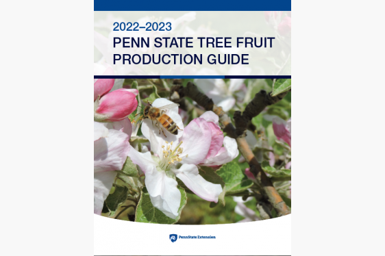 Tree Fruit Production Guide 2018-2019