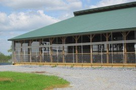 Natural Ventilation for Freestall Barns