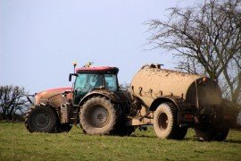 Late Winter and Early Spring Manure Application Considerations