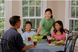 ABCs of Growing Healthy Kids: Good Times at Meal Times