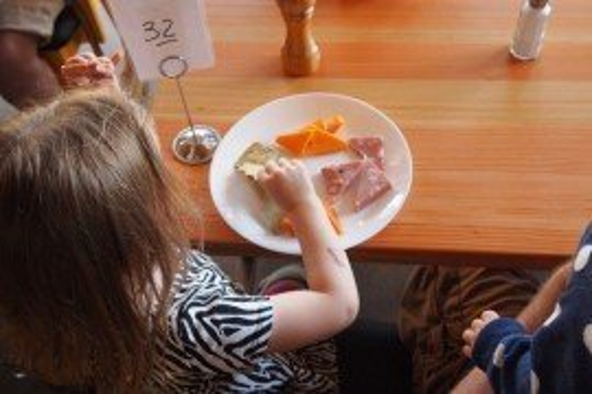 ABCs of Growing Healthy Kids: Development and Feeding Skills