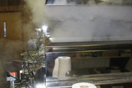 Loch's new evaporator purchased with assistance from REAP
