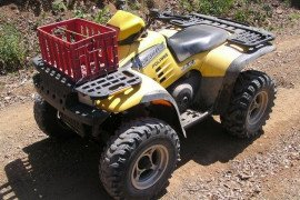 Suggestions for ATV Safety