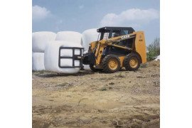 Suggestions For Skid-Steer Safety