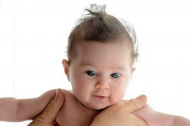 ABCs of Growing Healthy Kids: Three-Month-Old