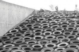 Reducing Mosquito Breeding Sites When Using Tires as Anchors for Silo Covers