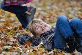 Family Time, Fall: Child Ages 7-8