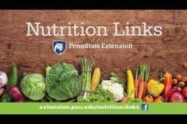 Nutrition Links - Teaching People to Eat Better for Less