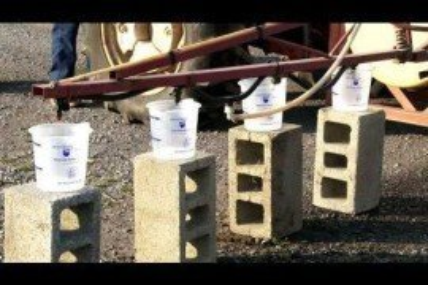 Calibration How Tos: Easy Way to Sprayer Calibration