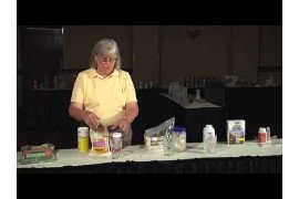 Core Topic: Pesticide Formulations-Common Household Products