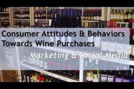 Consumer Behaviors Towards Wine Purchases: Marketing and Social Media