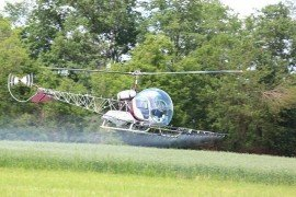 Pesticide Applicator Certification Study Materials - Aerial Application