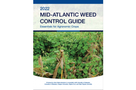 Mid-Atlantic Field Crop Weed Management Guide