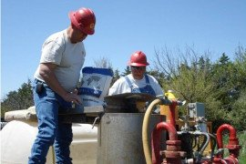 Nebraska Water Well Grouting Study
