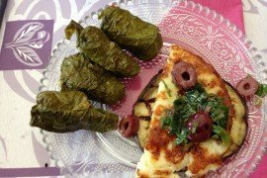 Mediterranean Cuisine Comes to You Program