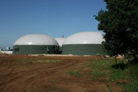 Anaerobic Digestion: Biogas Production and Odor Reduction
