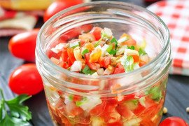 Home Food Preservation: Tomatoes and Salsa