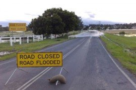 "Photo Credit: ""Road Closed Road Flooded"" by David Marsh on Flickr.com - CC BY 2.0"