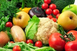 Frutas e Vegetais by Olearys CC by 2.0