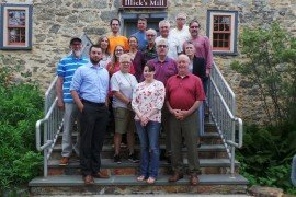 Lehigh/Northampton Master Watershed Steward Trainees Complete Instruction