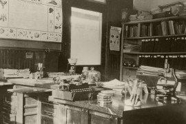 Early History of the Arendtsville Fruit Laboratory