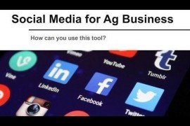 Social Media for Ag Business: How Can You Use This Tool?