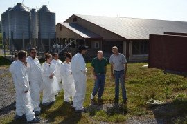 Biosecurity in Practice, Robb Meinen, Penn State