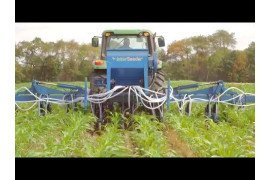 Cover Crop Interseeder and Applicator