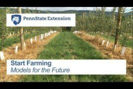 "Start Farming ""Models for the Future"""